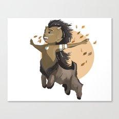 Freedom Centaur Canvas Print