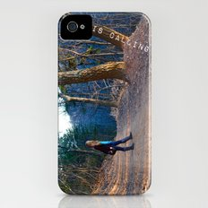 The Wild Is Calling. iPhone (4, 4s) Slim Case