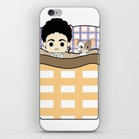 gizmo iPhone & iPod Skins featuring gizmo 2 by guizmo04