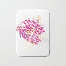 Summer Color Bath Mat