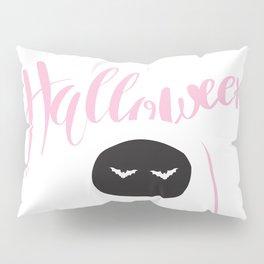 halloween rosa Pillow Sham