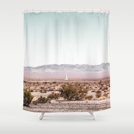 My cats would love this place. Shower Curtain
