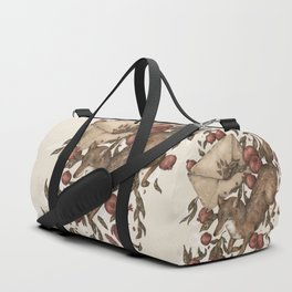 Coyote Love Letters Duffle Bag