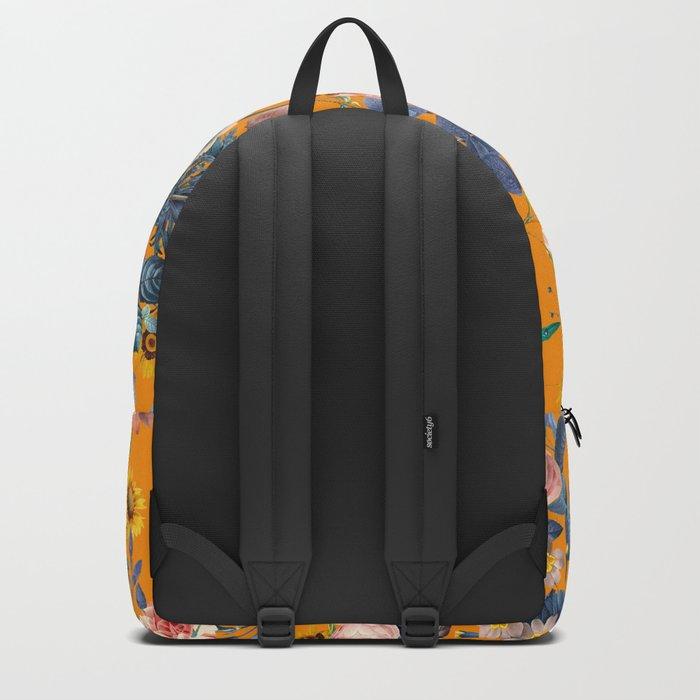 Summer Botanical Garden IX Backpack