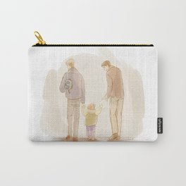 Becoming a Family Carry-All Pouch
