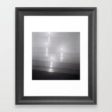 Multiple Horizons Framed Art Print