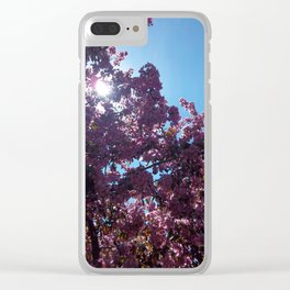 Sweet Creations Clear iPhone Case