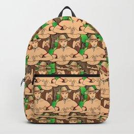 Cowboy Love Backpack
