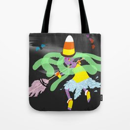 Gelatina the Candy Witch Tote Bag
