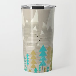 my happy mountains Travel Mug