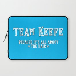 Team Keefe Laptop Sleeve