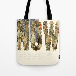 NOW! Tote Bag