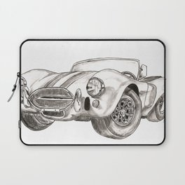 Shelby Cobra Laptop Sleeve