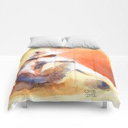 SUNSET AQUARELLE Comforters