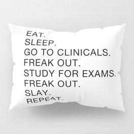 Clinical, Nursing Student, Med Student Pillow Sham