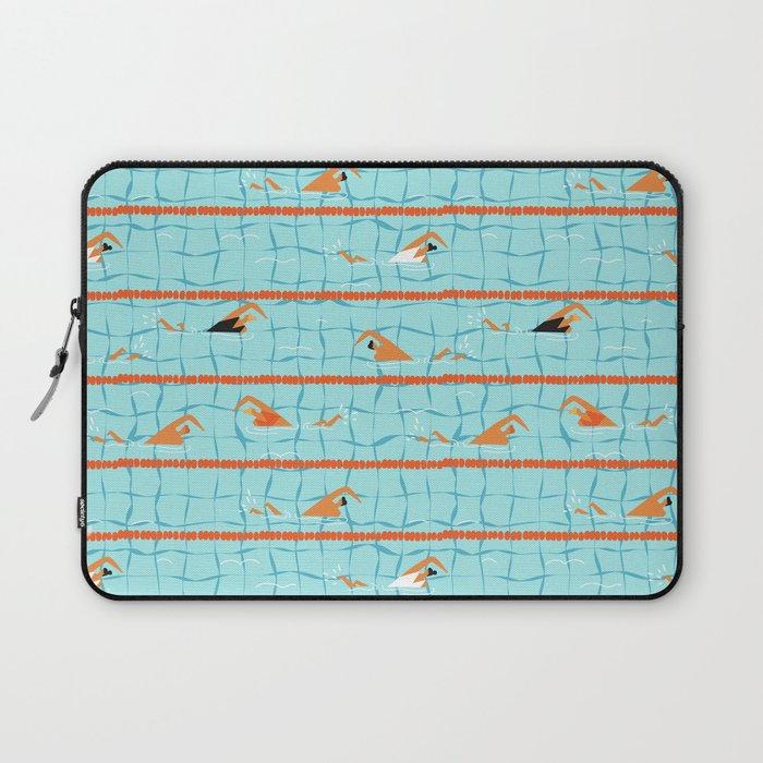 Swimming pool Laptop Sleeve