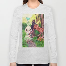 Pik the forest's goblin Long Sleeve T-shirt