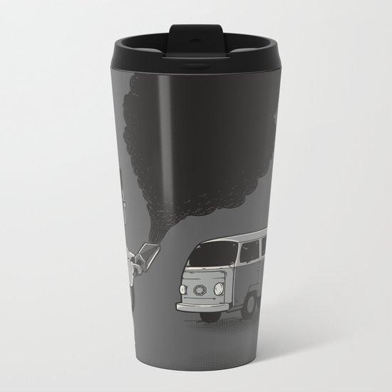 Smokebuster Metal Travel Mug