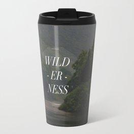 WILDERNESS — Travel Mug