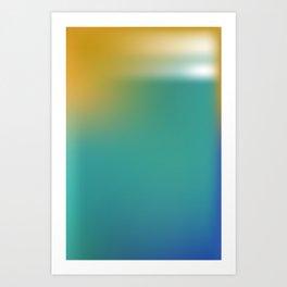 Intertidal 006 Art Print