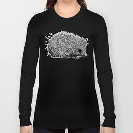 Leaf Hedgehog Long Sleeve T-shirt