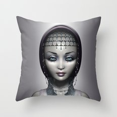 From the stars Throw Pillow