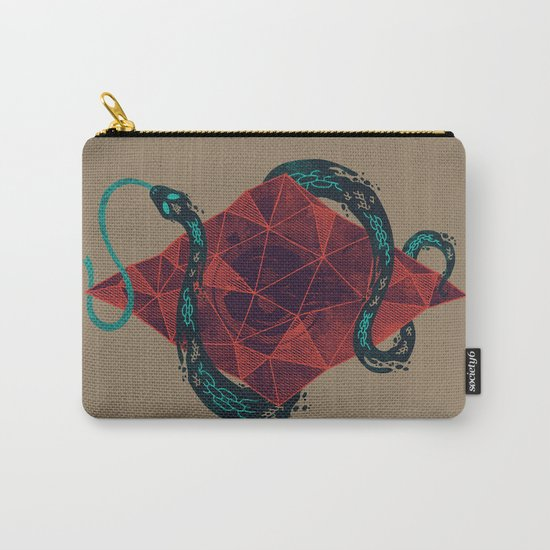 Mystic Cystal Carry-All Pouch