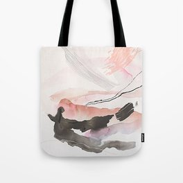 Day 25: The natural beauty of one thing leading to another. Tote Bag