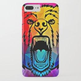 Rainbow Bear iPhone Case