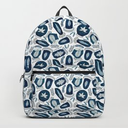 Galaxy Plants Backpack