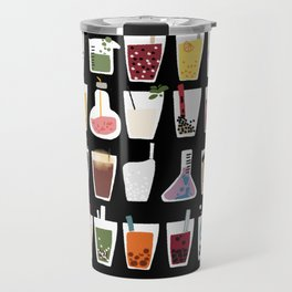 Boba Wall Travel Mug