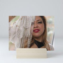 Mona Maria Mini Art Print