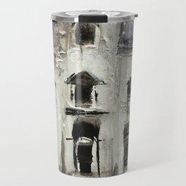 old building Travel Mug
