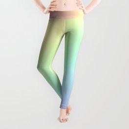 Rainbow Gradient - Pastel Colors Leggings