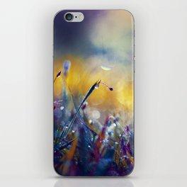 Moss Island iPhone Skin
