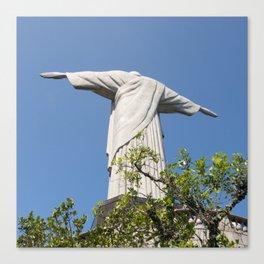 Corcovado, Cristo Redentor, Brasil Canvas Print