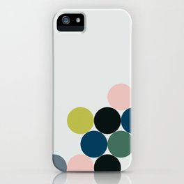cluster || chill iPhone Case