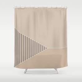 Tri 9 Shower Curtain