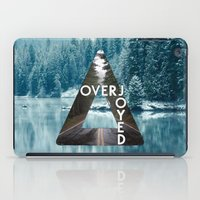 bastille iPad Cases featuring Bastille - Overjoyed by Thafrayer