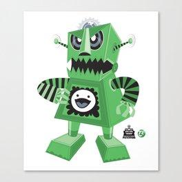 Bratbot Canvas Print