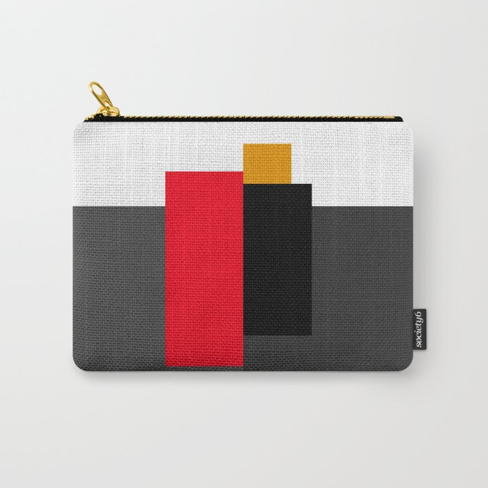 rectangles2 Carry-All Pouch