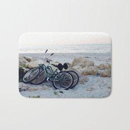 Captiva Island Bikes by Ocean Bath Mat