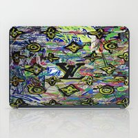 lv iPad Cases featuring LV by JANUARY FROST