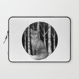 Fox and Forest Laptop Sleeve