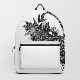 Rooster - Go Vegan Backpack