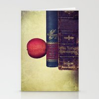 books Stationery Cards featuring Books by Lawson Images
