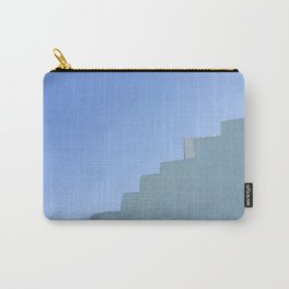Steps in Santorini Carry-All Pouch