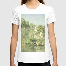 Aan de Oise, Coen Metzelaar, 1877 T-shirt