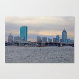 City Views Canvas Print