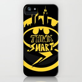 Think Smart iPhone Case